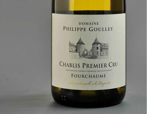 1°CRU FOURCHAUME 2018 BIO PHILIPPE GOULLEY